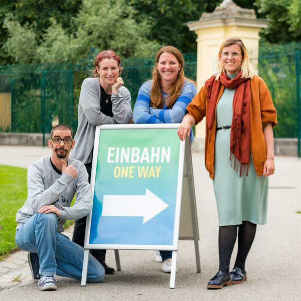Inclusion24 Team im Zoo