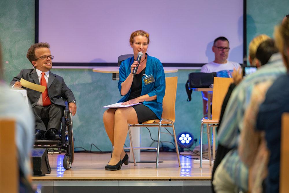 Inclusion24 Vortrag