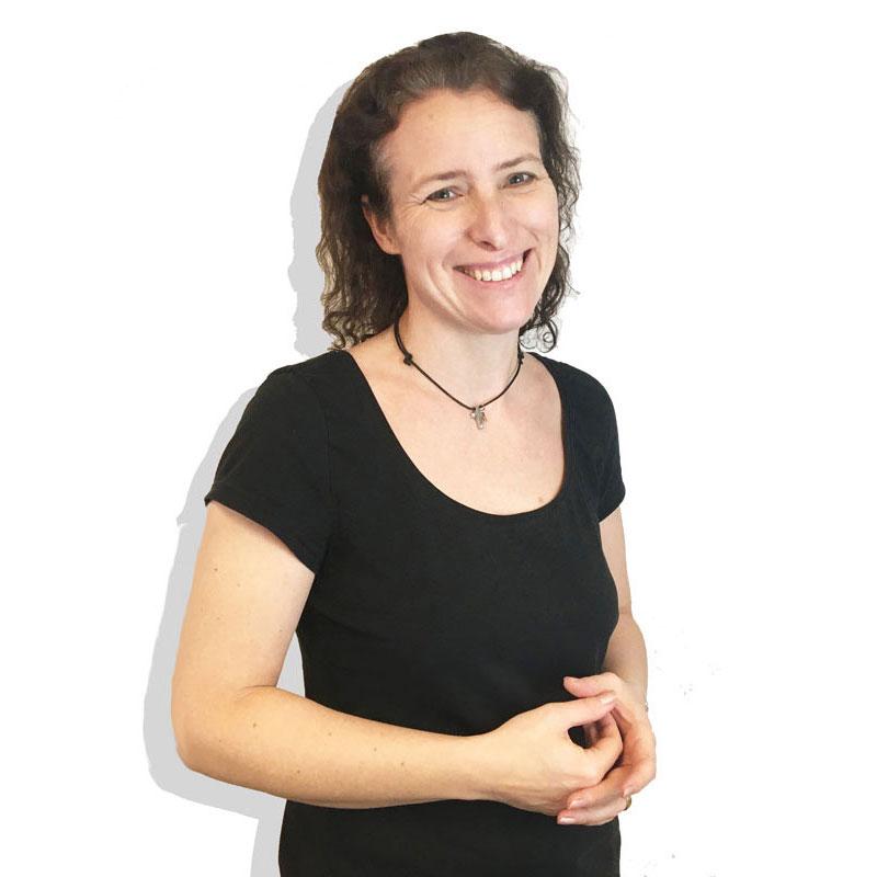 Inclusion24 Geschäftsführerin Valerie Clarke