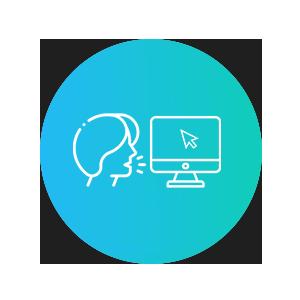 Sprachsteuerung Logo